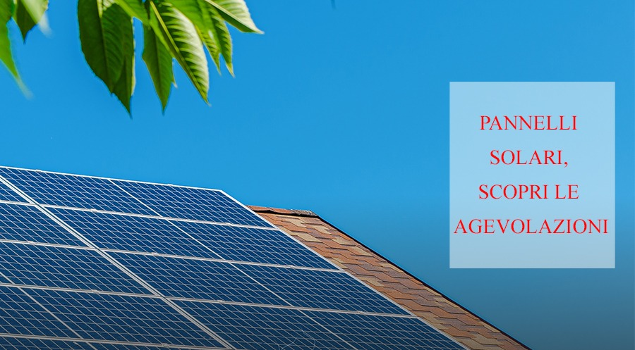 L'impianto fotovoltaico ti farà risparmiare, scopri come!